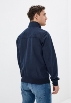 Куртка TOM TAILOR Темно синий