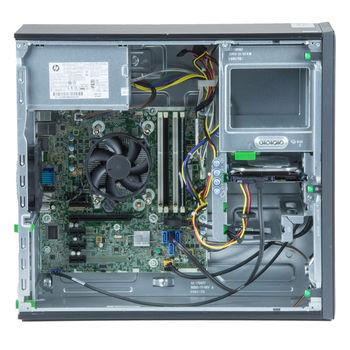 купить HP ProDesk 600 G1 TOWER i5-4570s, 4GB DDR3, HDD 500GB, DVD, Win 10 Pro в Кишинёве