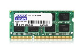 8GB DDR3-1600 SODIMM  GOODRAM, PC12800, CL11, 1.35V
