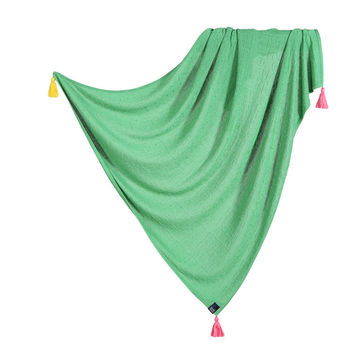 купить Покрывало La Millou Bamboo Tender Blanket Morning Grass в Кишинёве