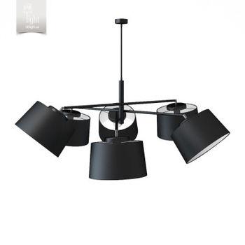 купить N&B Light Люстра Лефор 60505 чёрная в Кишинёве