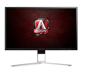 "27.0"" AGON LED AG271QX Black (1ms, 50M:1, 350cd, 2560x1440, @144hz, VGA, DVI, HDMI, DP, Pivot, Speakers 3w)"