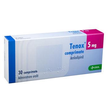 cumpără Tenox 5mg comp. N10x3 în Chișinău