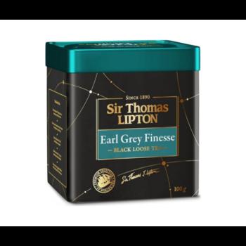 купить Sir Thomas Lipton Earl Grey Finesse чай черный ароматизированный, 100 г. в Кишинёве