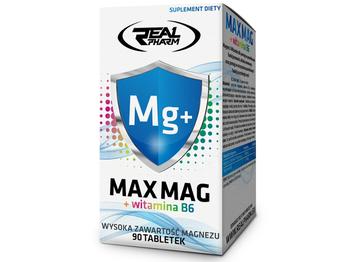 купить MAX MAG+B6 90 таб в Кишинёве
