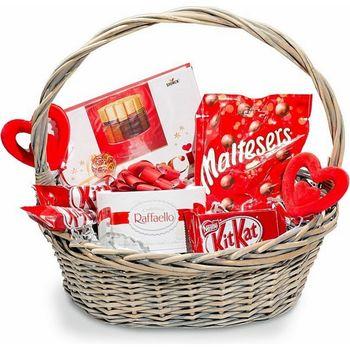 купить Red Basket в Кишинёве
