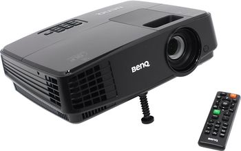 "купить DLP XGA   Projector 3200Lum,  13000:1 BenQ ""MX507"", Black Projection System   DLP  Native Resolution    XGA (1024 x 768)  Brightness*                3200 lumens  Contrast Ratio           13000:1  Display Color            1.07 Billion Colors   Lens F=2.56-2.68, f=22.04-24.14mm  Aspect Ratio Native 4:3 (5 aspect ratio selectable)  Throw Ratio 1.96-2.15 (78"" @ 3.1m)  Image Size (Diagonal) 60""-180""/ 300' (Clear Focus/ Maximum)  Zoom Ratio 1.1:1 (Powered)  Keystone Adjustment 1D, Vertical +/- 40 degrees  Projection Offset 120% ±5%   Resolution Support VGA (640 x 480) to UXGA (1600 x 1200)  Horizontal Frequency 15K-102KHz  Vertical Scan Rate 23-120Hz  Dimensions(W x H x D) 283 x 95 x 222mm (include feet)  283 x 88.7 x 222mm (exclude feet)  HDTV Compatibility 480i, 480p, 576i, 576p, 720p, 1080i, 1080p  Video Compatibility NTSC, PAL, SECAM    Picture Modes Dynamic/ Presentation/ sRGB/ Cinema/ User 1/ User 2   3D Support and Compatibility Frame Sequential: Up to 720p 60Hx (Video), Up to WXGA 120Hz (PC Timing)  Side by Side: Up to 1680 x 1050 60Hz (PC Timing)   Top Bottom: Up to 1680 x 1050 60Hz (PC Timing)   Interface  Computer In (D-sub 15pin) x 2 (Share with component)  Monitor Out (D-sub 15pin) x 1  Composite Video In (RCA) x 1  S-Video In (Mini DIN 4pin) x 1  Audio In (Mini Jack) x 1  Audio Out (Mini Jack) x 1  Speaker 2W x 1  USB (Type mini B) x 1 (Download & Page/down)  RS232 (DB-9pin) x 1  IR Receiver x 1 (Front)   Accessories (Standard)      Remote Control w/ Battery   : Power Cord (by region)  : Quick Start Guide  : Warranty Card (by region)  : VGA (D-sub 15pin) Cable в Кишинёве"