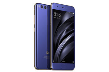 купить Xiaomi Mi6 6+128 Duos, Blue в Кишинёве