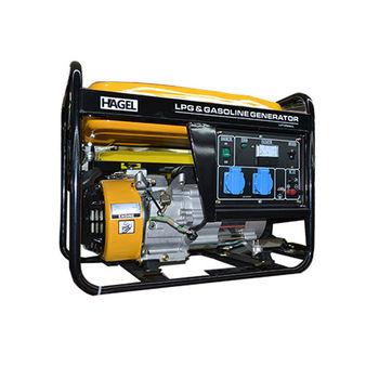 купить Генератор 6500 CL AC 220В 4.5 кВт бензин HAGEL в Кишинёве