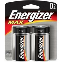 Energizer Power D E95 BP2 (blister 2 pcs)