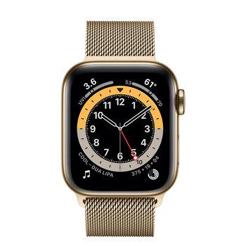 Apple Watch 6 40mm (M06W3), Gold / Gold