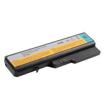Battery Lenovo B570 G560 G565 G570 G575 G460 G465 G470 B470 G475 IdeaPad V570 Z560 Z565 Z570 Z460 Z465 Z470 V470 V360 V370 Z370 L09L6Y02 L09M6Y02 L09N6Y02 L09S6Y02 L08S6Y21 L10P6Y22 L10P6F21 11.1V 5200mAh 11.1V 5200mAh Black OEM
