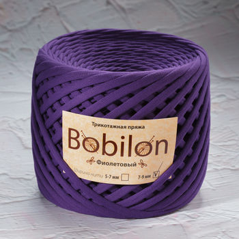 Bobilon Medium, Violet