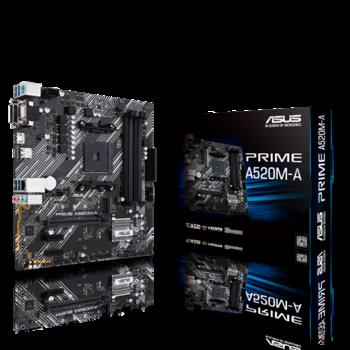 MB AM4 Asus PRIME A520M-A  mATX