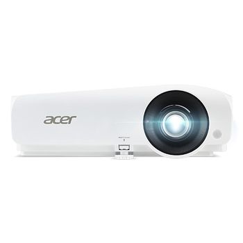 ACER X1125i (MR.JRA11.001) DLP 3D, SVGA, 800x600, 20000:1, 3600Lm, 6000hrs (Eco), VGA, 2 x HDMI, LAN, Speaker Mono 2W, Audio Line-in/out, White, 2.6kg