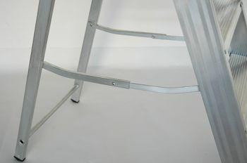 купить Ascara. SHR 808  Стремянка промышленная алюминиевая в Кишинёве