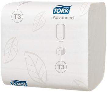 Листовая туалетная бумага Tork (T3)