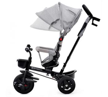 купить Трицикл Kinderkraft Aveo Grey в Кишинёве