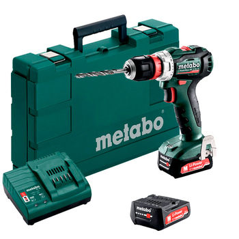 купить Аккумуляторный дрель-шуруповерт Metabo PowerMaxx BS 12 BL Q в Кишинёве
