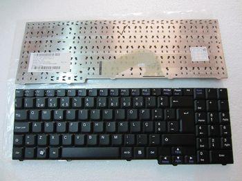 Keyboard PackardBell EasyNote MH35 MH36 MH45 MH88 HERA C HERA G ENG/RU Black