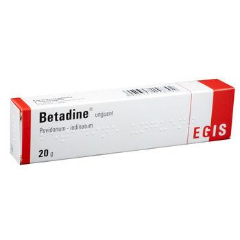 cumpără Betadine 100mg/g 20g ung. în Chișinău