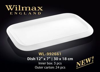 Блюдо WILMAX WL-992661 (30 x 18 см)