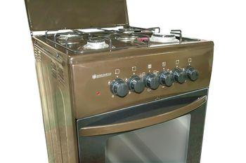 Газовая плита Edelweiss F5C40E3-K