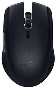 RAZER Atheris / Mobile Ambidextrous Gaming Mouse, 7200dpi, 5 programmable buttons, Optical sensor, Dual 2.4GHz Wireless / Bluetooth 4.0 technology, On-The-Fly Sensitivity, Adaptive Frequency Technology, Razer Synapse 3, USB