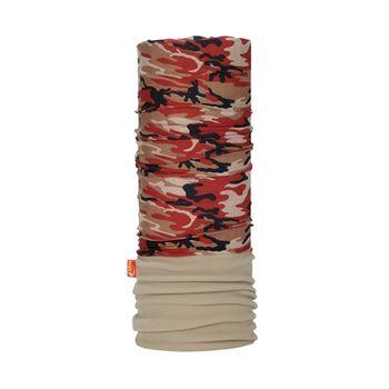 купить Polarwind WDX Headwear Camouflage Red, 2169 в Кишинёве