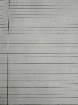 Тетрадь А5, 24 листов, евро-стандарт,  линию (маленькую пунктир), Рандом