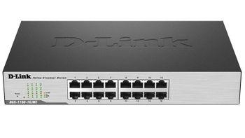 cumpără 16-port 16*1GBASE-T EASY SMART, D-Link DGS-1100-16/B2A în Chișinău