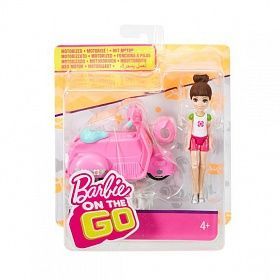 "Кукла Барби ""В движении"", код FHV76"