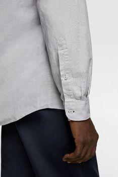 Рубашка ZARA Светло-серый zara 7545/402/804