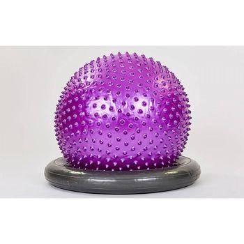 Подставка под гимнастический мяч d=75 см Spartan 61 (3685)