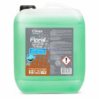 Clinex Floral Ocean 10л для мытья полов