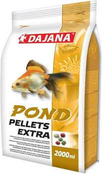 купить Dajana Pond pellets extra 2000 ml в Кишинёве