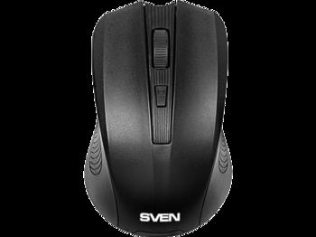 купить Мышь SVEN RX-400W Black в Кишинёве