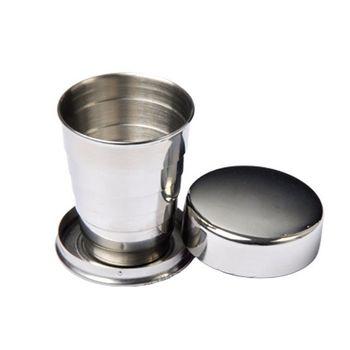 купить Складной стаканчик AceCamp S/S Collapsible Cup 0.06 L, 1528 в Кишинёве