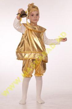 Карнавальный костюм: Колокольчик-бубенчик