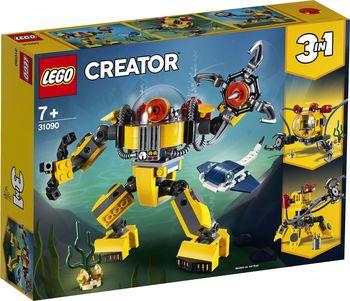 """LEGO Creator """"Робот для подводных исследований"""", арт. 31090"""
