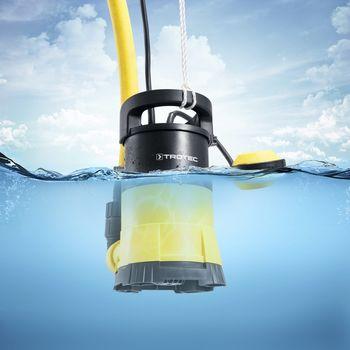 купить Погружной насос для чистой воды TWP 4005 E в Кишинёве