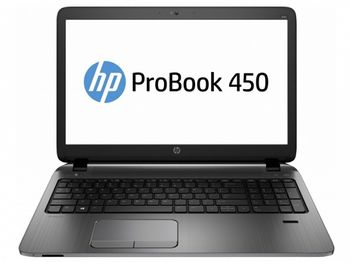 "HP ProBook 450 Matte Silver AIuminum, 15.6"" FullHD +W10Pro (Intel® Core™ i3-7100U 2.40GHz, 4GB DDR4 RAM, 128GB SSD, Intel® HD Graphics 520, DVDRW, CardReader, Wi-Fi-AC, BT4.0, HDMI, VGA, 3cell, 2.0MP HD Webcam, FingerPrint, RUS, Win 10 Pro, 2.1kg)"
