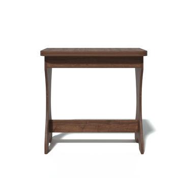 Стол Кухонный Раскладной Орех Каменный
