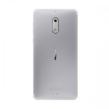 cumpără Nokia 6 (4+64gb) Dual sim, Silver în Chișinău