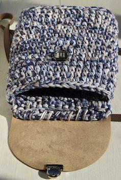 Clapă pentru geantă/rucsac, Mokka