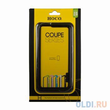 купить Hoco Couple Series bumper iphone 6+/6s+, Black в Кишинёве