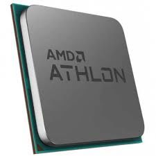 APU AMD Athlon 200GE (3,2 ГГц, 2C / 4T, L2 1 МБ, L3 4 МБ, 14-нм, графика Vega 3, 35 Вт), Socket AM4, лоток