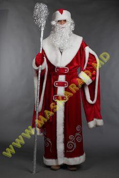 Карнавальный костюм: Дед Мороз - Барский
