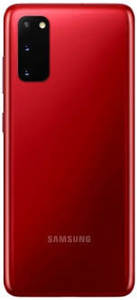 G980 Galaxy S20 8/128Gb Red