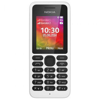 купить Nokia 130 Dual Sim (White) в Кишинёве